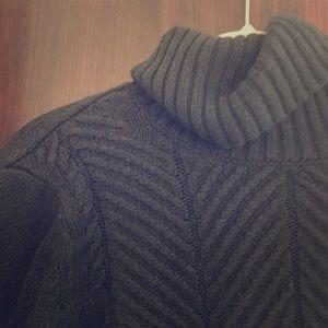 Hunter Green Oversized Sweater